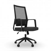 Fotel biurowy comfort 10 czarny