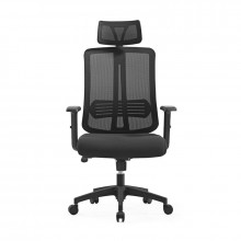 Fotel biurowy max comfort 5h czarny