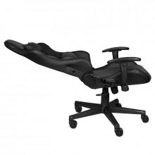 Fotel gamingowy premium 912 czarny