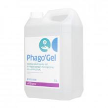 żel do dezynfekcji rąk phago`gel 5 l