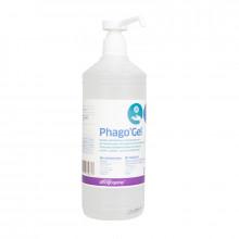 żel do dezynfekcji rąk phago`gel 1 l z pompką