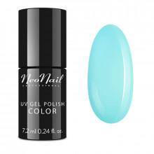 NEONAIL Lakier Hybrydowy 7,2 ml - Pastel Blue