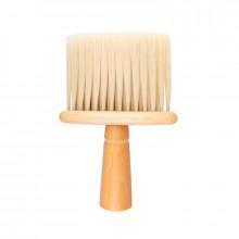 Pędzel fryzjerski karkówka drewniana