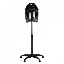 Gabbiano suszarka stojąca 1600 jedna prędkość czarna