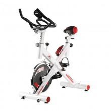 Rower treningowy spiningowy magneto 18 biały