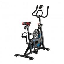 Rower treningowy spiningowy magneto 20 czarno-niebieski