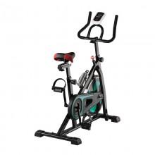 Rower treningowy spiningowy magneto 20 czarno-seledynowy