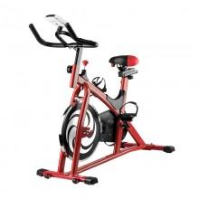 Rower treningowy spiningowy magneto 06 czerwony