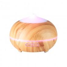 Aroma dyfuzor nawilżacz powietrza spa 06 light wood 400ml + timer