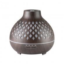 Aroma dyfuzor nawilżacz powietrza spa 10 dark wood 400ml + timer