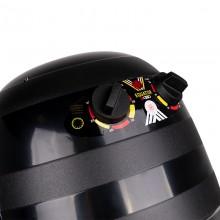 Gabbiano suszarka wisząca 1600a jedna prędkość czarna