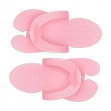 Jednorazowe klapki japonki różowe 10 par