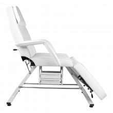 Fotel kosmetyczny z kuwetami