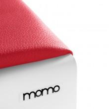 Podpórka do manicure momo profesional czerwona
