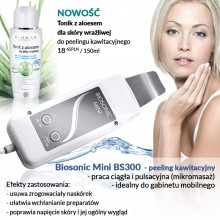 Biosonic mini bs300 - peeling kawitacyjny