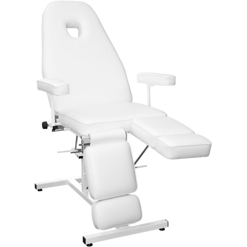 Fotel Kosmetyczny Biomak Pedicure Fr102 Bis Leżanka Kosmetyczna