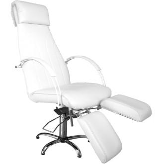 Fotel do Pedicure Hydrauliczny (z podnóżkami)